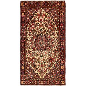 4' 9 x 9' 4 Borchelu Persian Rug