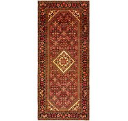 Link to 5' x 11' 9 Hossainabad Persian Runner Rug