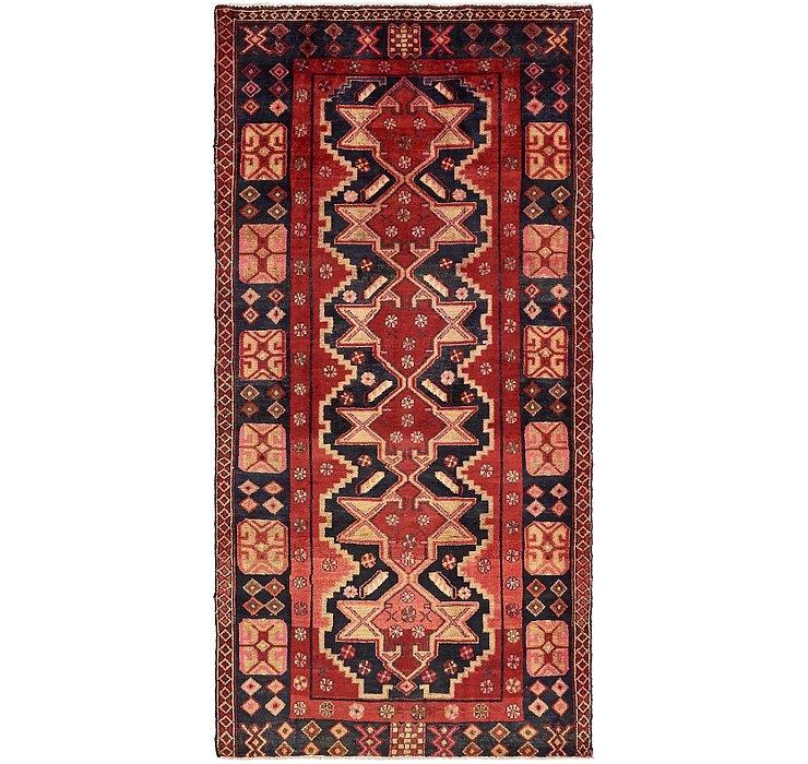 4' 3 x 8' 7 Hamedan Persian Rug