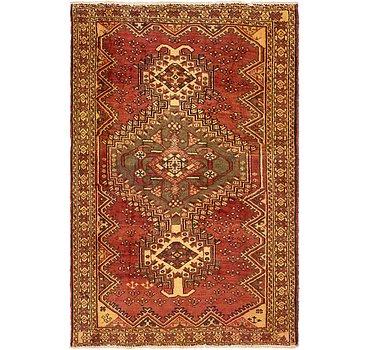 137x206 Shiraz Rug