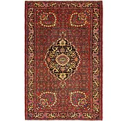 Link to 4' 5 x 6' 9 Gholtogh Persian Rug