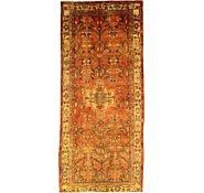 Link to 4' 6 x 10' 2 Khamseh Persian Runner Rug