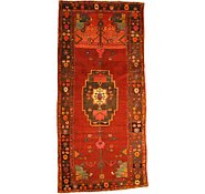 Link to 4' 10 x 10' 6 Hamedan Persian Runner Rug