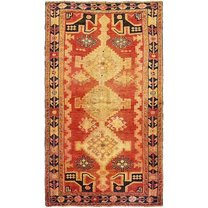 3' 10 x 6' 10 Zanjan Persian Rug