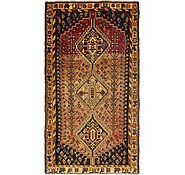 Link to 4' 4 x 8' Shiraz Persian Rug