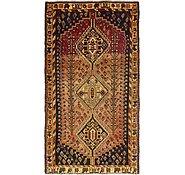 Link to 4' 4 x 8' Shiraz Persian Rug