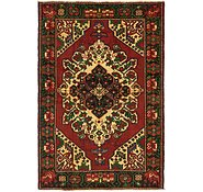 Link to 4' 4 x 6' 8 Shiraz Persian Rug