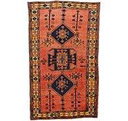 Link to 4' 9 x 7' 9 Hamedan Persian Rug