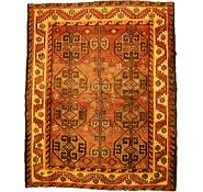 Link to 5' 1 x 6' 7 Shiraz-Lori Persian Square Rug