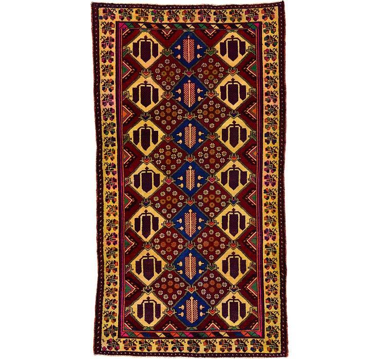 5' 3 x 9' 8 Bakhtiar Persian Rug