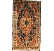 Link to 4' 11 x 9' Hamedan Persian Rug