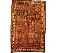 Link to 5' 1 x 7' 10 Shiraz-Lori Persian Rug