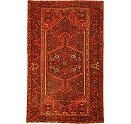 Link to 4' 3 x 6' 11 Zanjan Persian Rug