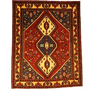 Link to 5' 1 x 6' 3 Shiraz Persian Rug