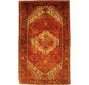 Link to 4' 7 x 7' 5 Zanjan Persian Rug