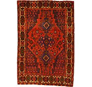 Link to 4' 2 x 6' 4 Gholtogh Persian Rug