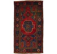 Link to 4' x 7' 1 Khamseh Persian Rug