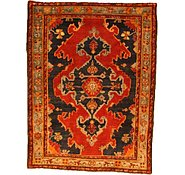 Link to 4' 2 x 5' 8 Hamedan Persian Rug