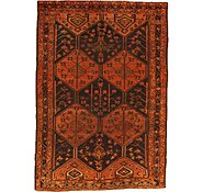 Link to 4' 7 x 6' 7 Hamedan Persian Rug