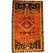 Link to 4' 9 x 7' 6 Hamedan Persian Rug