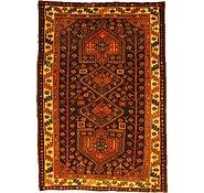 Link to 4' 7 x 6' 9 Shiraz-Lori Persian Rug