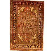 Link to 4' 10 x 7' 3 Hamedan Persian Rug
