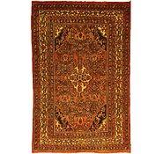 Link to 4' 3 x 6' 8 Hamedan Persian Rug