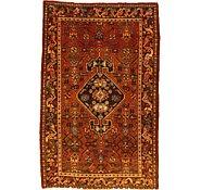 Link to 4' 1 x 6' 6 Zanjan Persian Rug