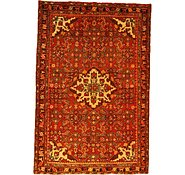 Link to 4' 4 x 6' 6 Hossainabad Persian Rug