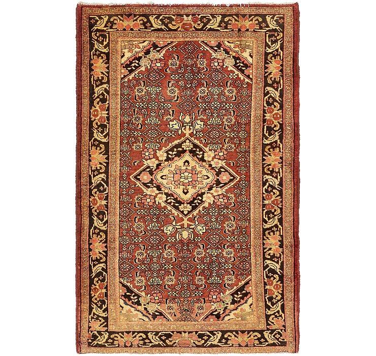 4' 4 x 6' 9 Zanjan Persian Rug