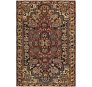 Link to 4' 4 x 6' 4 Saveh Persian Rug