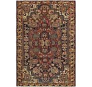 Link to 4' 4 x 6' 4 Saveh Persian Rug