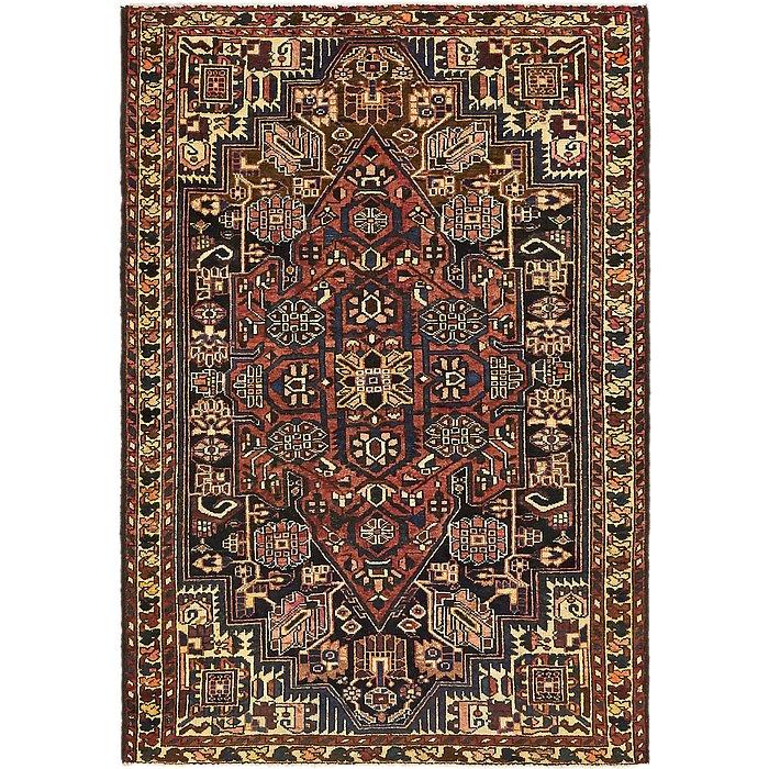 4' 4 x 6' 4 Saveh Persian Rug