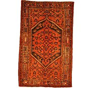 Link to 4' 4 x 6' 11 Hamedan Persian Rug
