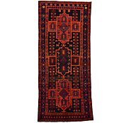 Link to 4' 9 x 10' 5 Hamedan Persian Runner Rug