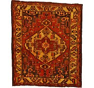Link to 5' 1 x 6' 6 Bakhtiar Persian Square Rug