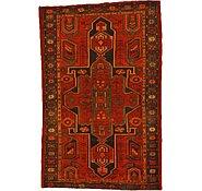 Link to 4' 4 x 6' 10 Khamseh Persian Rug