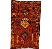 Link to 3' 5 x 6' 11 Hamedan Persian Rug