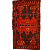 Link to 4' 6 x 8' 2 Hamedan Persian Rug