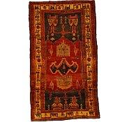 Link to 5' 2 x 9' 3 Hamedan Persian Rug