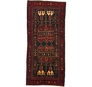 Link to 4' 9 x 10' 3 Sirjan Persian Runner Rug