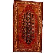 Link to 5' 6 x 9' 4 Hamedan Persian Rug