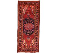 Link to 4' 9 x 11' 6 Hamedan Persian Runner Rug