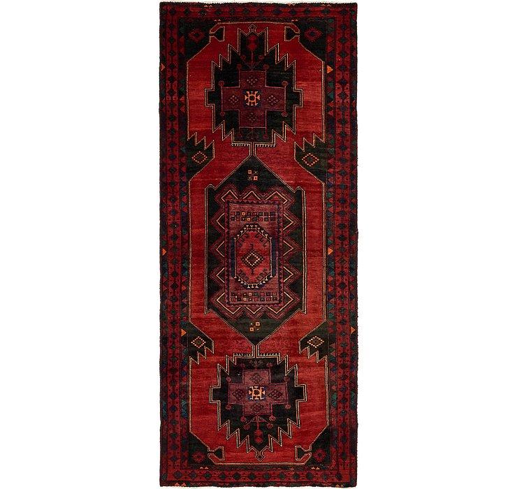 4' 2 x 10' 7 Sirjan Persian Runner Rug