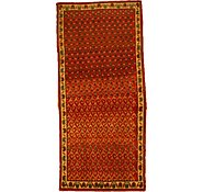 Link to 3' 7 x 8' Farahan Persian Runner Rug