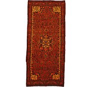 Link to 4' 7 x 10' 4 Bidjar Persian Runner Rug