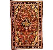 Link to 4' 6 x 6' 11 Farahan Persian Rug