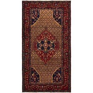 5' x 9' 3 Koliaei Persian Rug