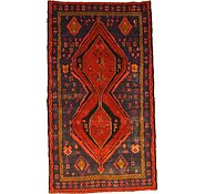 Link to 4' 9 x 8' 3 Koliaei Persian Rug