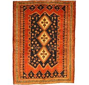 Link to 5' 4 x 7' 2 Sirjan Persian Rug